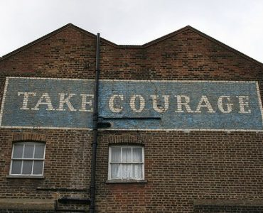 The 4 Types of Courage