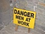 Danger – Men at Work